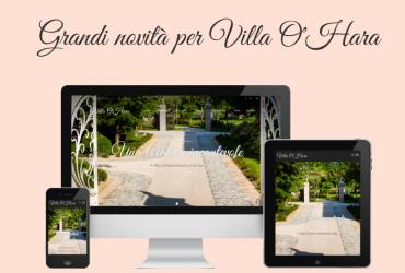 Grandi cambiamenti a Villa O'Hara